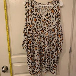 Show Me Your MuMu Leopard Dress